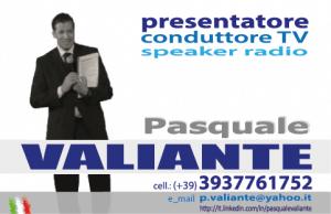 Pasquale Valiante 3937761752 Presentatore eventi
