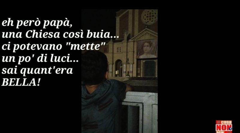 Santa Maria Goretti al buio pic