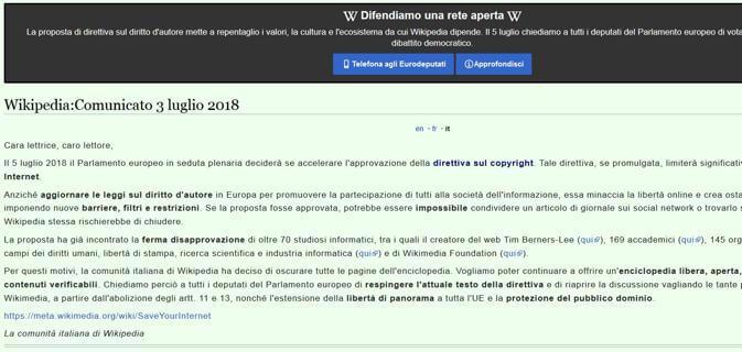 direttiva sul copyright