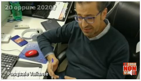 20 opppure 2020 CosaNonVa #CosaNonVa.it