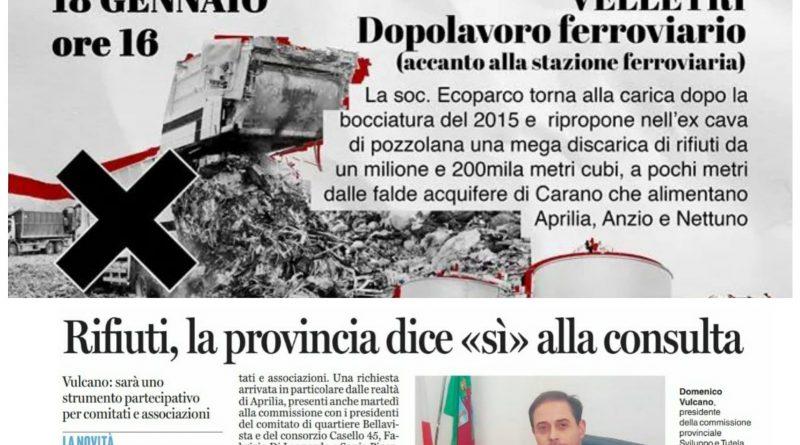 Artipoli Vulcano Picozzi Latina Oggi Caffé Ambiente Provincia di Latina