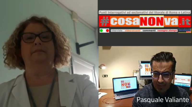 ICOT Video-chiamata #cosaNonVa.it Pasquale Valiante Marina La Rotonda